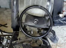 قطع سيارة مرسيدس قطش موديل1975