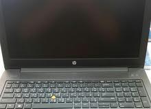 HP Zbook 15 mobile workstation G3