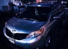 سياره للبيع تويوتا سيينا