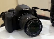 camera Canon EOS700D