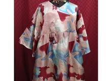 baby pink color jalabiya for sale