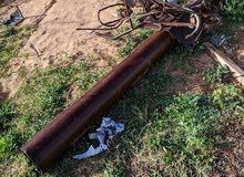 طوبو غلاف متع بئر و قويده حديد