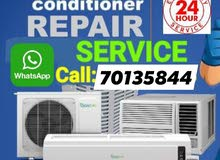 Air Condition maintenance, fridge, washing machine repair and services please ca