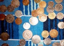 السلام عليكم عمل نقدية للبيع سعر القطعة 1500متنوعة قسم منهن جدا قديمات