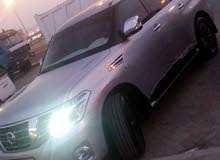 Silver Nissan Patrol 2012 for sale