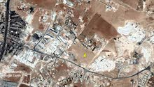 أرض ذات موقع مميز للبيع في أجمل مناطق ابو علندا قرب مصانع رخام الاردن