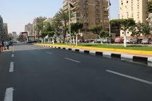 """شقة 250 م  سوبر لوكس عمارة جديدة  شارع حسن المامون  النادي الاهلي    ،،:"""""""""""
