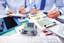 خدمات مالية للشركات والمؤسسات واعداد ميزانية معتمدة