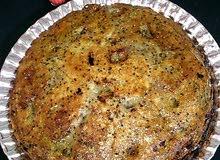 طبخ منزلي من اكلات خليجيه وشاميه ومعجنات اربد ضاحية الحسين  0799796341