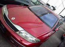 Gasoline Fuel/Power   Renault Laguna 2004