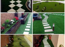 تحويل الاسطح الي حديقة جنة للجلسات والاستمتاع بمساحة السطح ..روعة - خبرة في الحدائق