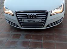 Audi A8 2012 فل الفل