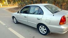 Blue Hyundai Verna 2003 for sale