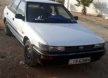 Toyota Corolla 1992 - Manual