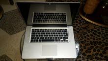 ماك بوك برو 15 انش بحالة ممتازة MacBook Pro