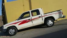 Used condition Toyota Hilux 2001 with 1 - 9,999 km mileage