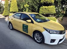 Per Day rental 2014ManualCorolla is available for rent