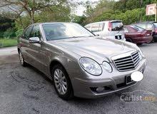 Available for sale! 1 - 9,999 km mileage Mercedes Benz E 200 2001