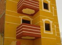 منزل ثلاثة أدوار في 6 أكتوبر للايجار أو المشاركه فى اى مشروع