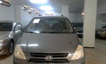 Turquoise Kia Carnival 2008 for sale