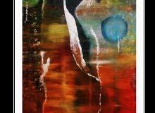لوحات فنيه. الفن التجريدي