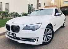 km BMW 730  for sale