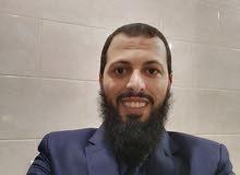 محاسب مصري حاصل على تمهيدي ماجستير