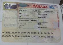 1 Year Canadian and uk visa available fast processing