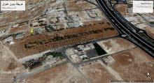 قطعة ارض للبيع - قريبه على شارع الرئيسي - z
