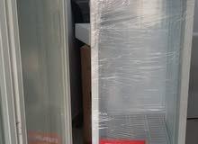 glass door chiller 390 ltr