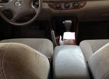 Toyota Camry 2002 For sale - Red color