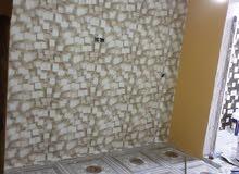 ورق جدران $ وصبغ