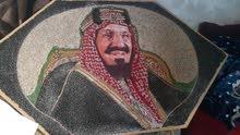 صورة نادرة للملك عبد العزيز