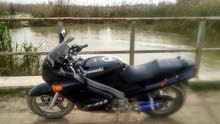 Used Kawasaki motorbike directly from the owner