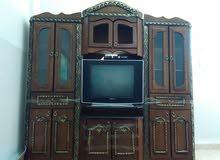 بوفية+تلفزيون 29 بوصة genral