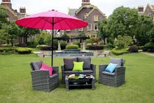 Outdoor Sofa 4 Seater