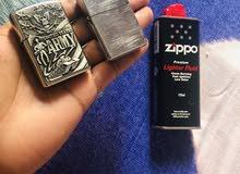 جداحه امريكي ماركة zippo عدد 2