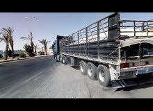 عرباية أردنية 3 محاور عجل عجل للبيع أو المبادلة