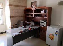 مكتب تجاري في شارع المدينة المنورة للبيع او للايجار  بجانب مستشفى ابن الهيثم
