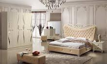غرف نوم انيقه واسعار مناسبه
