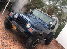 1999 Used Wrangler with Manual transmission is available for sale