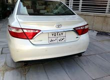 For sale 2016 White Camry