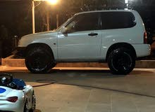 Suzuki Grand Vitara 2002 For sale - White color
