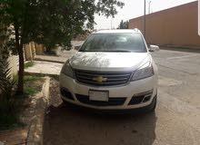 Chevrolet Traverse 2014 For sale - Silver color