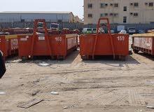 حاويات انقاض البناء