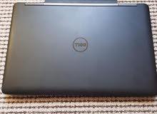 Dell latitude laptop e5540 Intel core i7 under doctor use