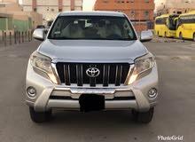 Gasoline Fuel/Power   Toyota Prado 2014