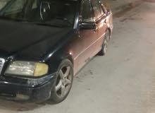 مرسيدس سي200 1995