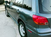 Mitsubishi Outlander 2003 for rent per Year