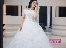 فستان عروس جديد جودة و جمال و أناقة بأسعار رائعة